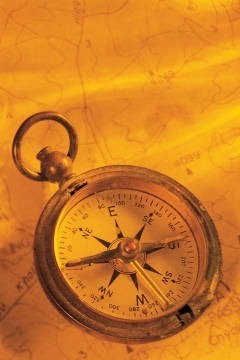 Strašna je stvar kad izgubiš kompas, jer sledeća stvar koju ćeš izgubiti si ti sam... Zato smo odlučili da sejemo kompase svuda okolo. Valjaće mnogima.