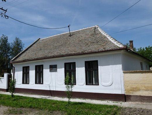 Rodna kuća Miroslava Antića u Mokrinu