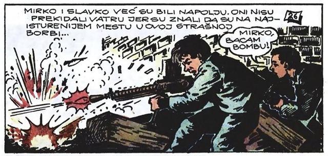 Mirko, pazi metak!