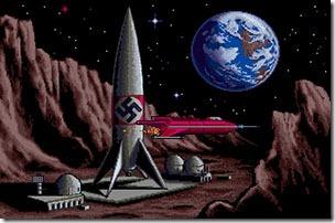 Nacisti na Mesecu, drugi put