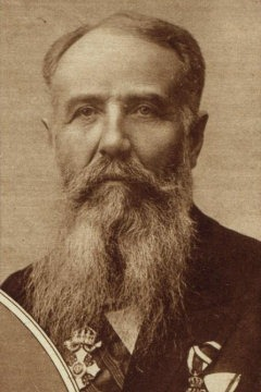 Nikola Pašić (1845 - 1926)