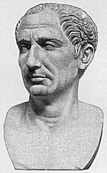 Prošlost: Gaj Julije Cezar
