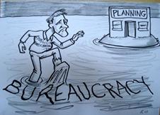 Trodimenzionalna birokratija