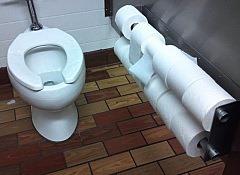 20 kg toalet papira po glavi stanovnika