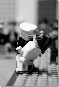 kiss lego