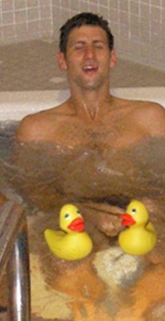 Nole, braša sa dve patke