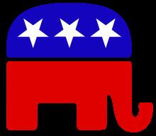 Slon, standardna republikanska... maskota?
