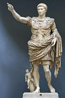 Prvi rimski car, Avgust