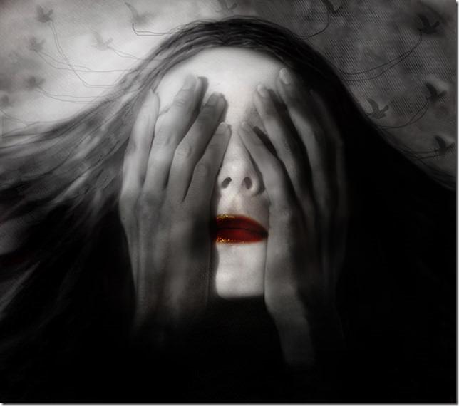 All my sorrow