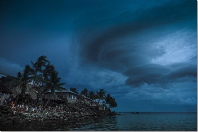 Strašno nebo i zaboravljeno ostrvo