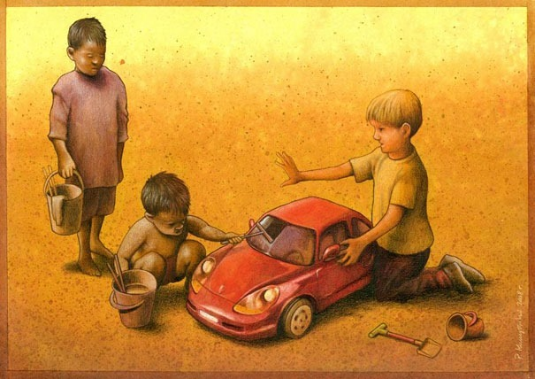 Ilustracija Pawela Kuczynskog