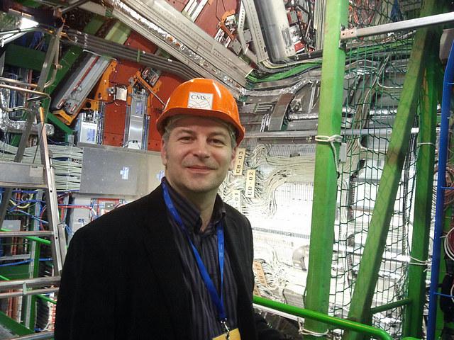Ne, nisam doneo ni antimateriju, ni Higsov bozon :)