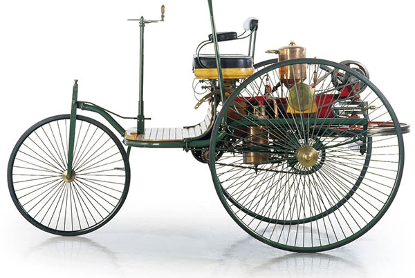 Prvi automobil