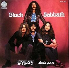 Black Sabbath - Gypsy / She's Gone (1976)