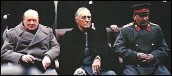 Јалта, јашта, дашта па шта - Черчилу нису брисали цигару, хм...