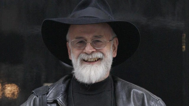 Terry Pratchett (1948-2015)