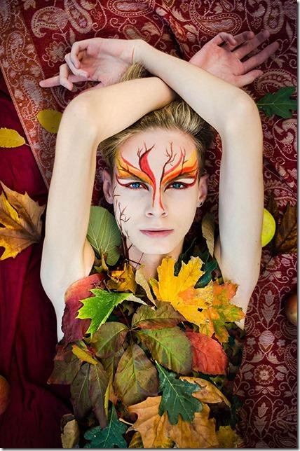 Gabrijela Parigros - Jesenje dete