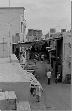 Anita Van Der Krol - Windtowers in old Dubai