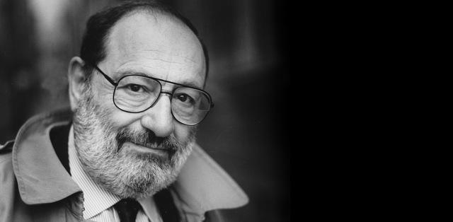 Umberto Eco 1932–2016.