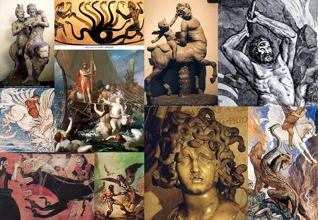 Mitologija!