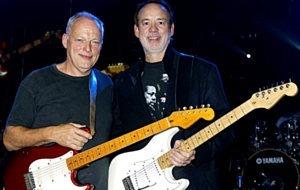 Gilmour i Manzanera