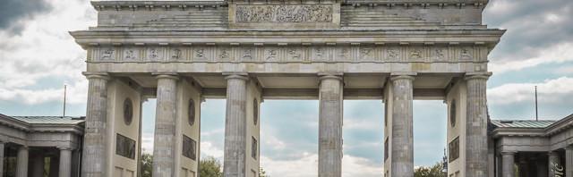 Zapis iz Berlina (1): Brandenburška kapija