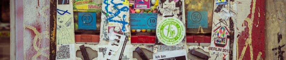 Zapis iz Berlina (10): Automat za slatkiše