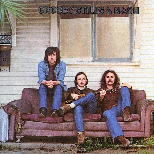 Crosby, Stills & Nash (1969)