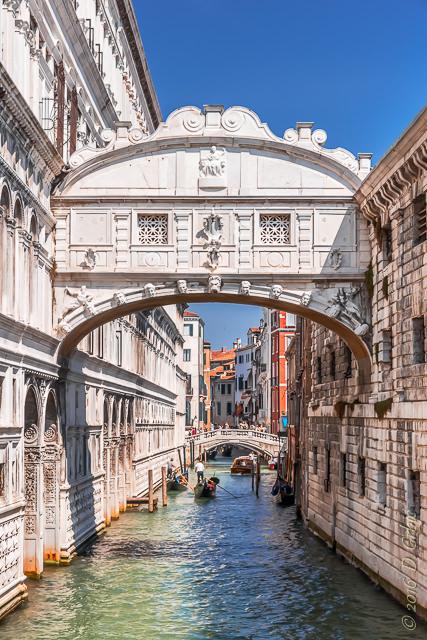 Venecija, Most uzdaha
