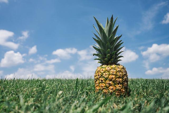 Ananas.