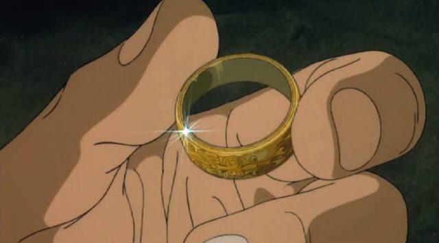 Šta je to? Kao neki prsten...