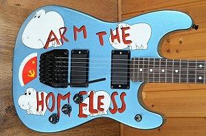 Arm the Homeless.