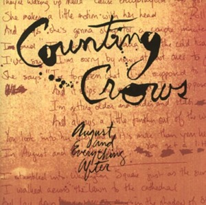 Counting Crows - August and Everything After (1993)