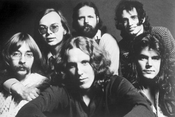 Steely Dan 1972.