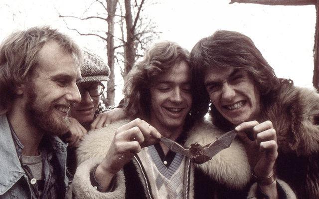 Wishbone Ash 1970
