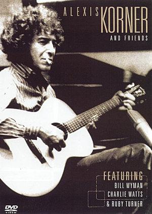 Alexis Corner - deda britanskog bluesa