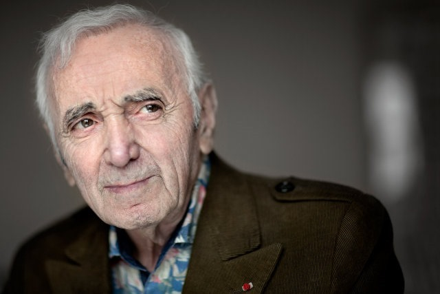 In memoriam: Charles Aznavour (1924 - 2018)