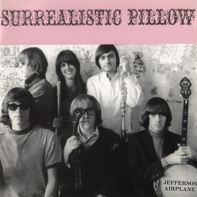Surrealistic Pillow (1967)