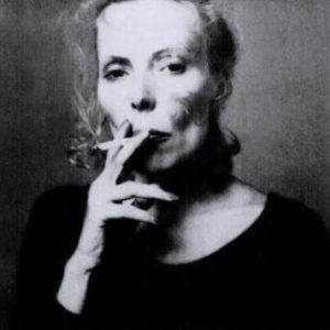 Svedoci kažu da je celog života bila serijski pušač.