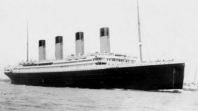 Brod koji je spasio onog nesrećnika