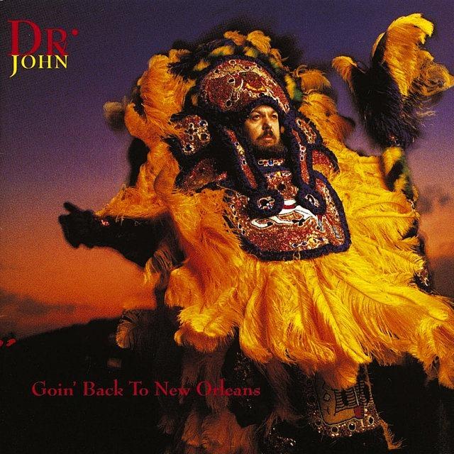 Dr. John – Goin' Back to New Orleans (1992).