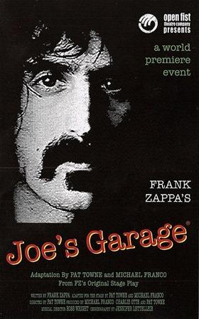 Joe's Garage at stage