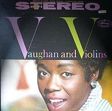 Vaughan and violins (1959)