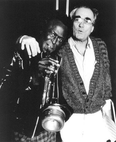 Legrand i Miles Davis