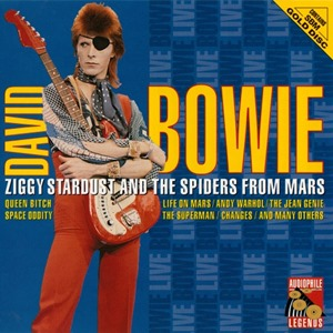David Bowie - Ziggy Stardust and the Spiders from Mars Live (snimljeno 1973).