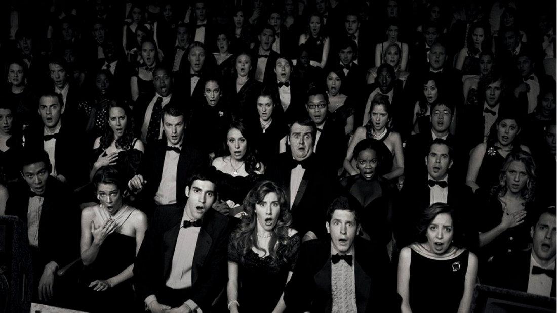 Svi odoše u bioskop
