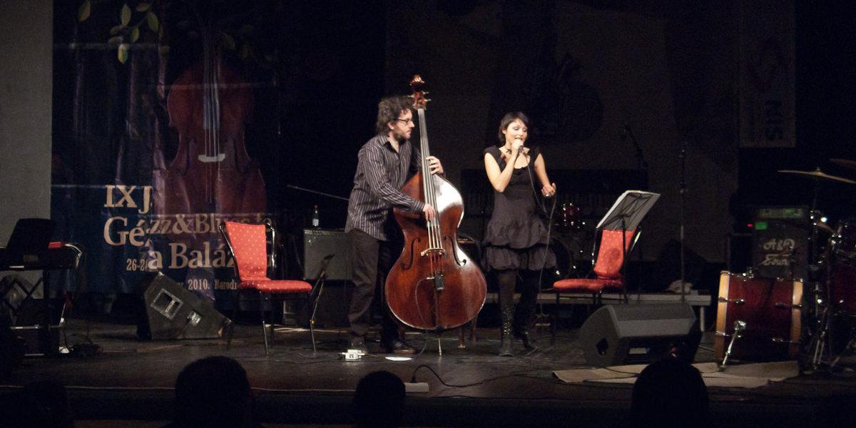 Musica Nuda na IX Jazz & Blues festivalu u Kikindi, 25. novembra 2011.