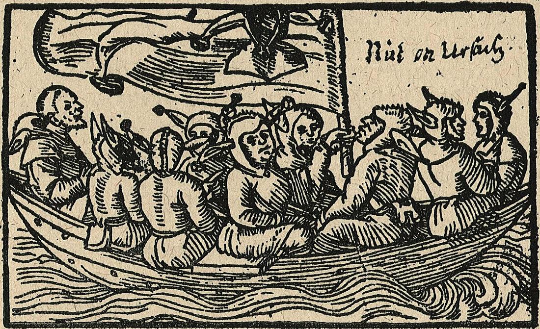 Deset zvučnih slika (2): Brod budala