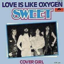 Love is Like Oxygen (1978)