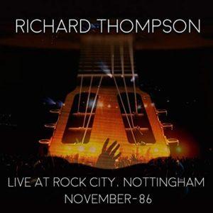 Live at Rock City, Nottingham, November 86 (Youtube, 2020)